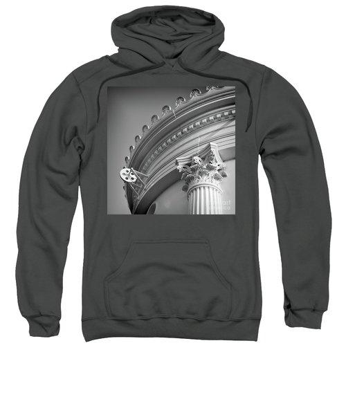 Closeup Of Lighthouse  -58750 Sweatshirt