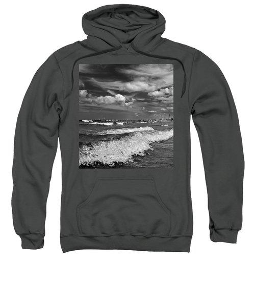 Cloud Sound Drama Sweatshirt