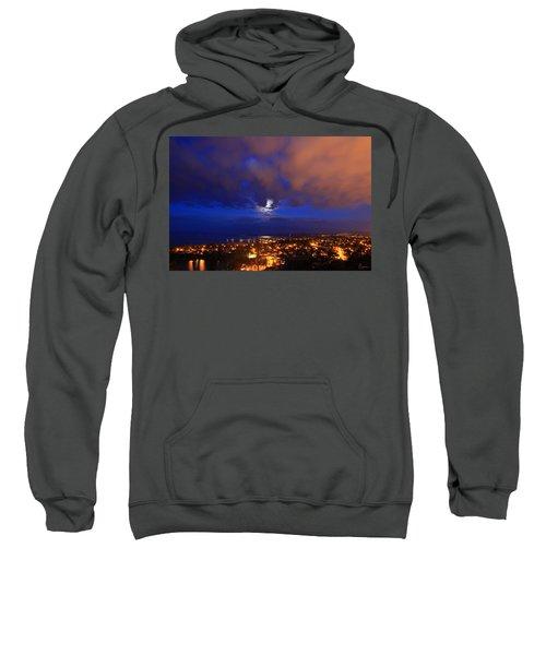 Clouded Eclipse Sweatshirt