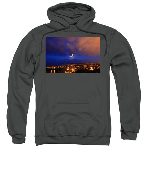 Clouded Eclipse Sweatshirt