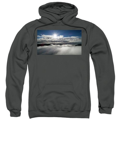 Clouds And Sun Sweatshirt