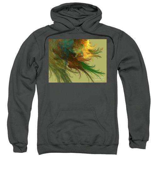 Clouds Of Color Sweatshirt