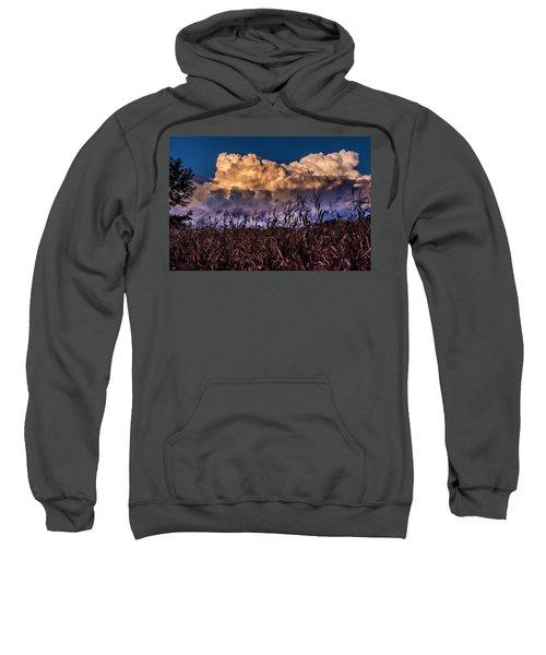 Clouds Over Fagagna Sweatshirt