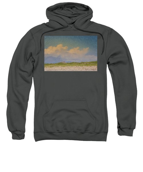 Clouds Over Goosewing Sweatshirt