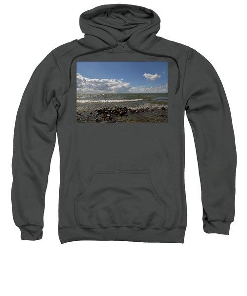 Clouds Over Sea Sweatshirt