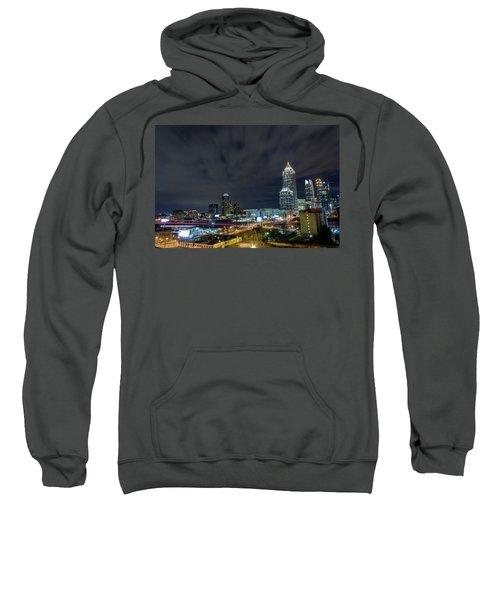 Cloudy City Sweatshirt