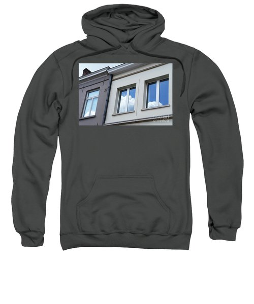 Cloudy Windows Sweatshirt