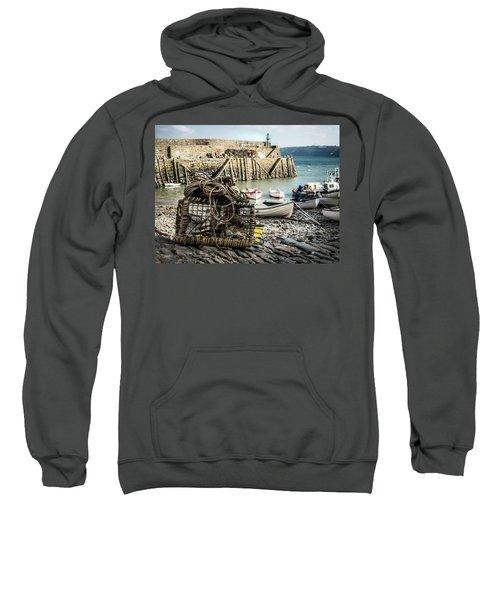 Clovelly Crab Trap Sweatshirt