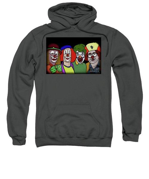 Clowns Sweatshirt