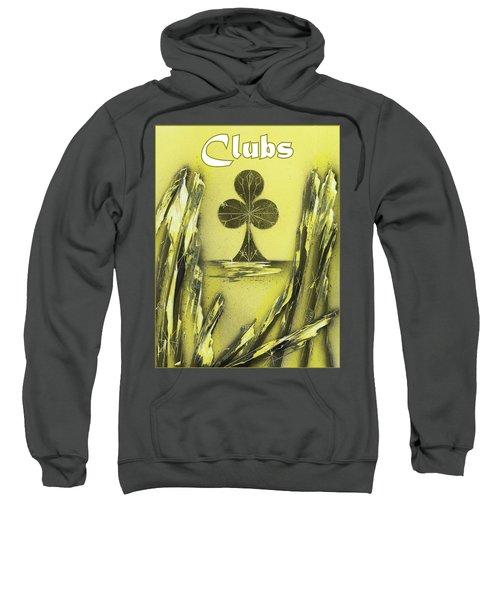 Clubs Suit Sweatshirt