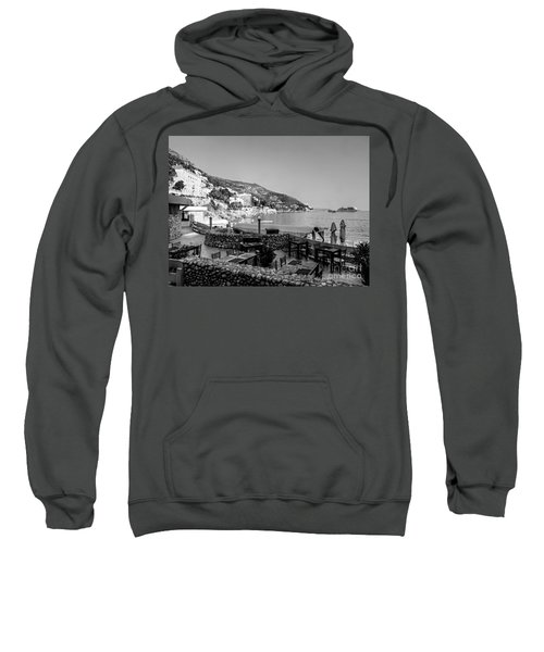 Coast Of Dubrovnik Sweatshirt