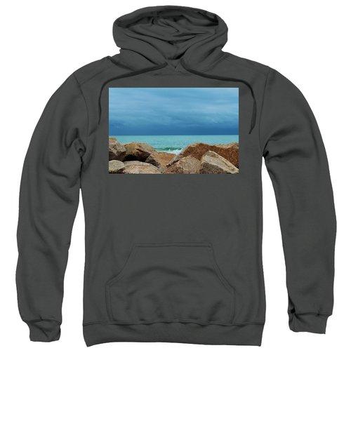 Coastal Blues Sweatshirt