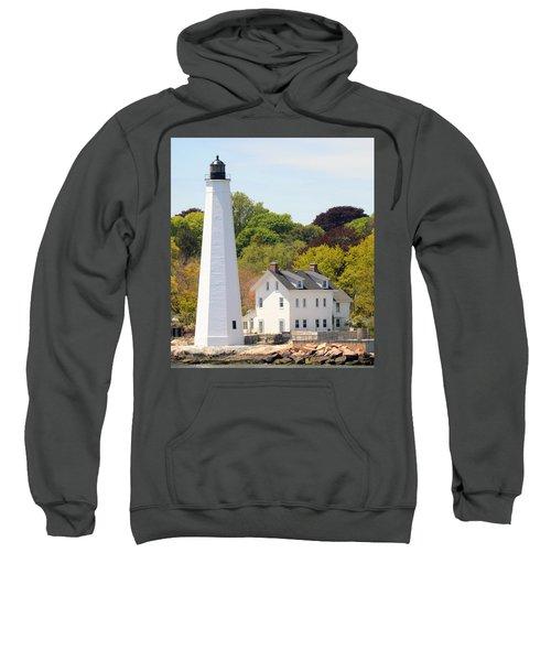 Coastal Lighthouse-c Sweatshirt