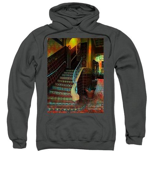Cobblestone And Tile Sweatshirt