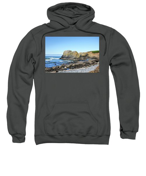 Cobblestone Beach Sweatshirt