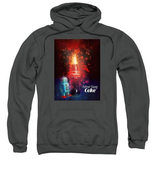 Coca-cola Forever Young 15 Sweatshirt
