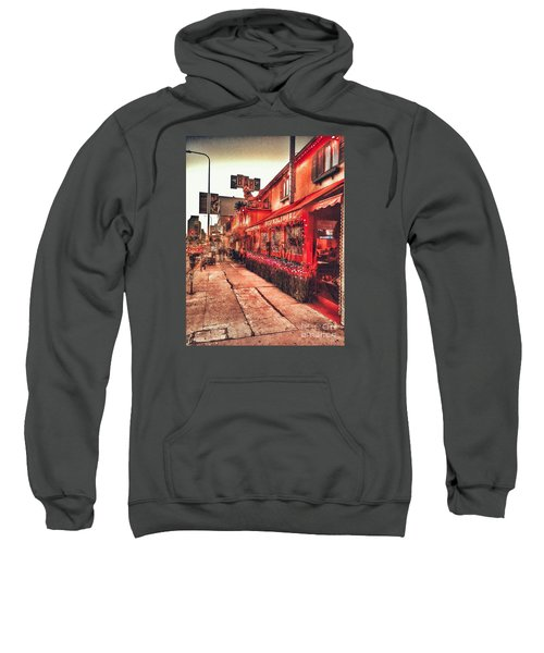 West Los Angeles Cocktail Row Sweatshirt