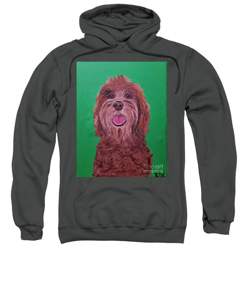 Coco Date With Paint Nov 20th Sweatshirt