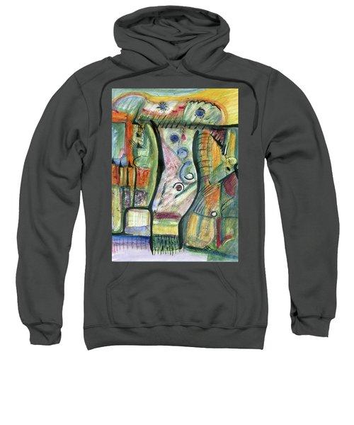 Coco Palm Sweatshirt