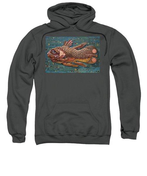 Coelacanth Sweatshirt
