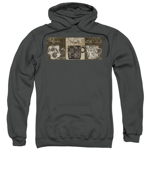 Coffee Flavors II Sweatshirt