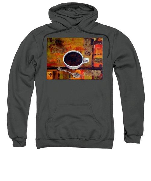 Coffee I Sweatshirt
