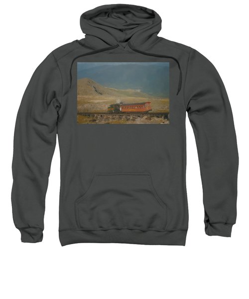 Cog Railway Mount Washington Sweatshirt
