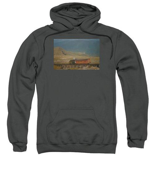 Cog Railway Mount Washington Sweatshirt