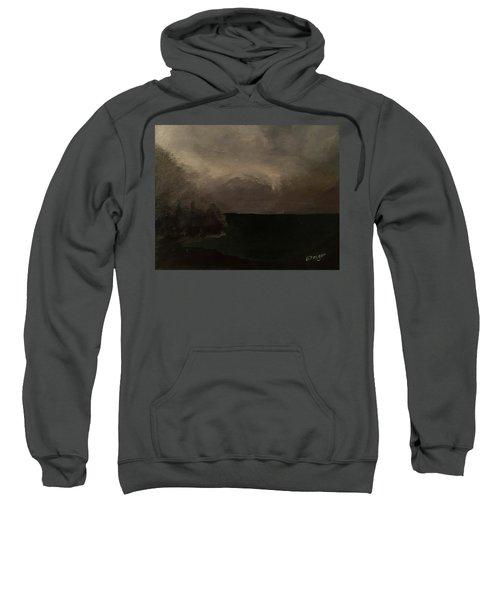 Cold Fog And Sea Sweatshirt
