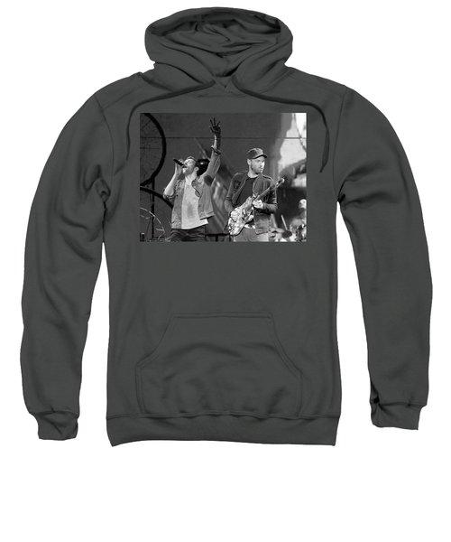 Coldplay 14 Sweatshirt by Rafa Rivas