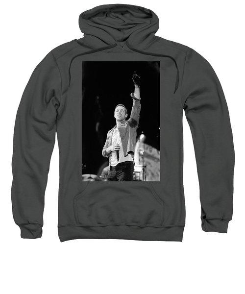 Coldplay 16 Sweatshirt by Rafa Rivas