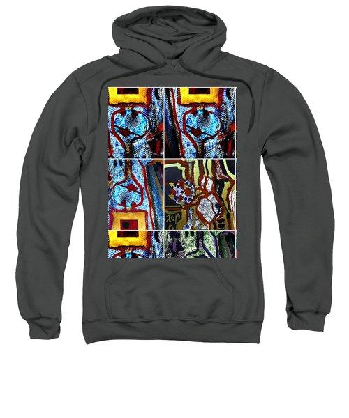 Collage-1 Sweatshirt