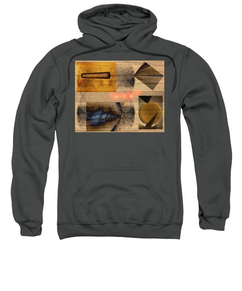 Collage - Cle Airport Sweatshirt