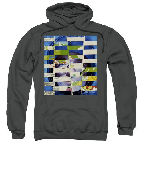 Collage Verso Sweatshirt