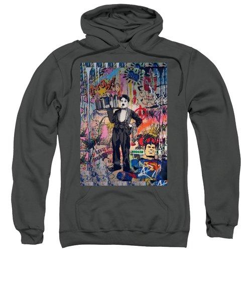 Collageiscope  Sweatshirt