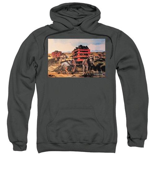 Collecting Turf  Sweatshirt