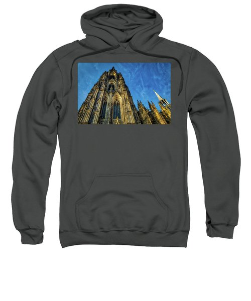 Cologne Cathedral Afternoon Sweatshirt