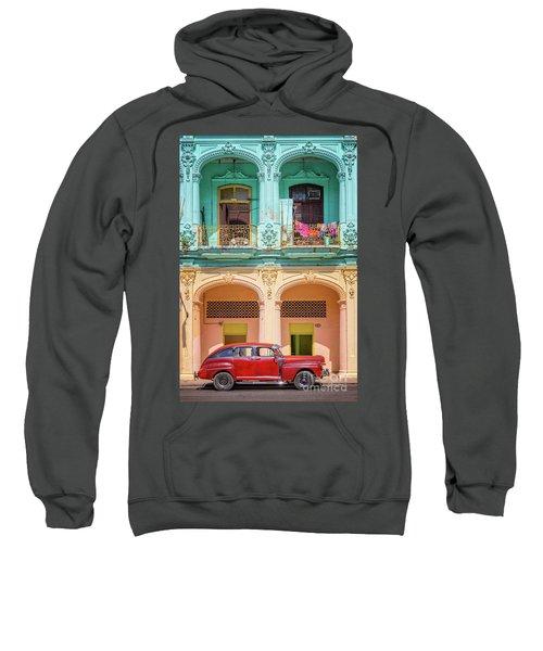 Colonial Architecture Sweatshirt