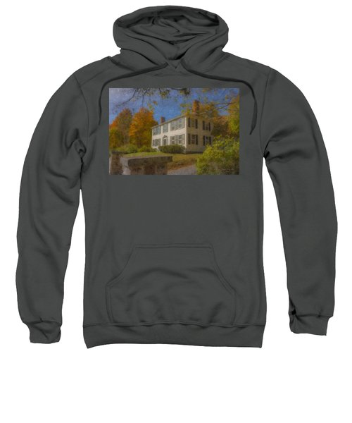 Colonial House On Main Street, Easton Sweatshirt
