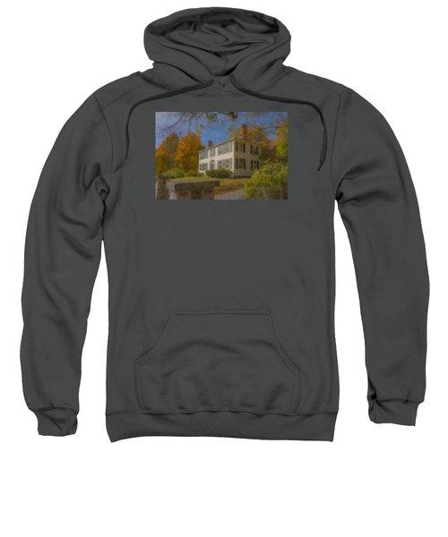 Colonial House On Main Street, Easton Sweatshirt