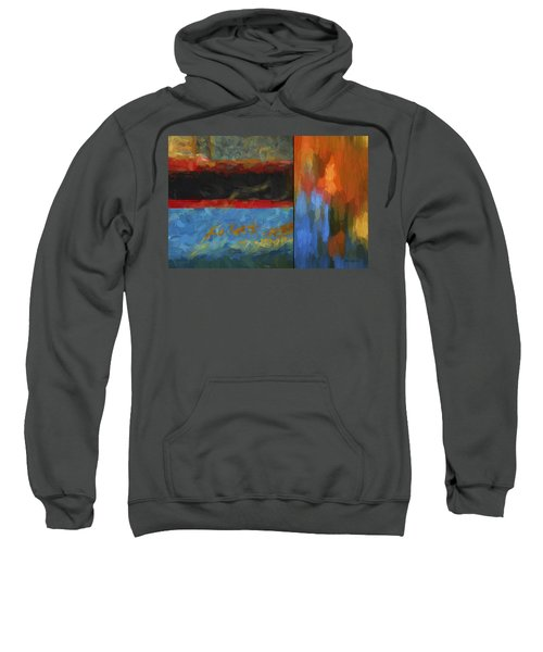 Color Abstraction Li  Sweatshirt