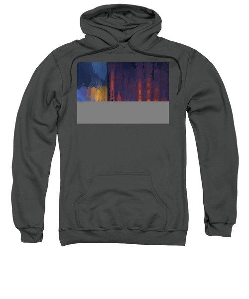 Color Abstraction Lii Sweatshirt