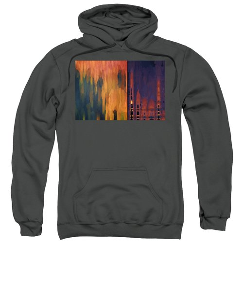 Color Abstraction Liv Sweatshirt