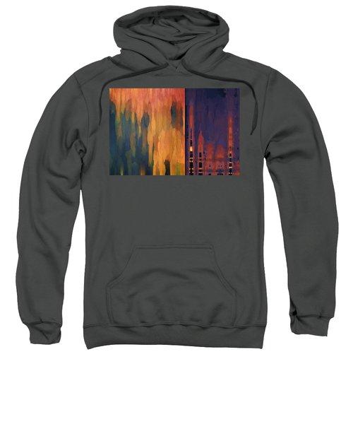 Color Abstraction Liv Sweatshirt