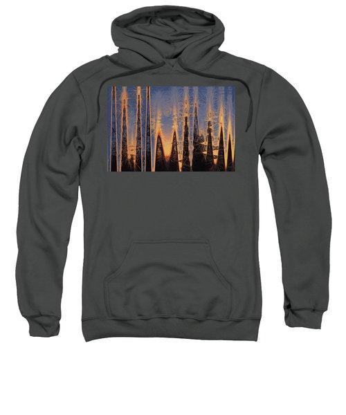 Color Abstraction Xl Sweatshirt