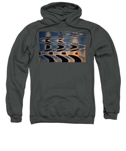 Color Abstraction Xxiv  Sweatshirt