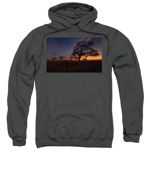 Color Change At First Light Sweatshirt