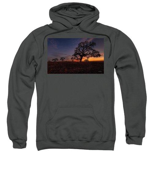Color Change At First Light Sweatshirt