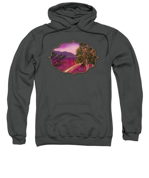 Color It Purple Sweatshirt