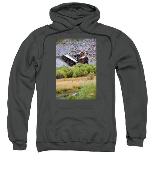 Colorado Silver Mine  Sweatshirt